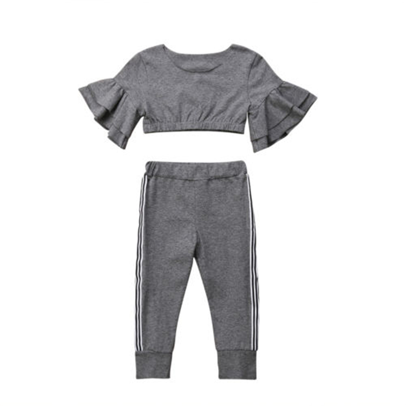 Toddler Girl Workout Clothes