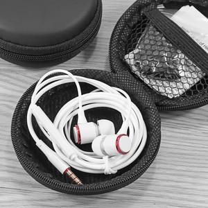 Image 3 - 3.5mm In Ear Earphones Bass Stereo Headset Running Earbuds Wired Headphones Sport Earphone for Xiaomi Redmi Note 7 sluchawki