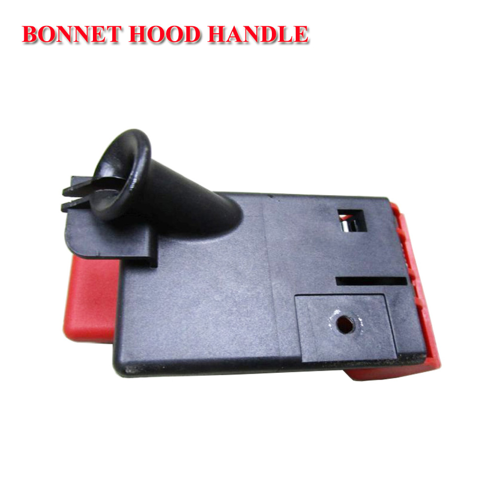 Hood Release Handle FOR <font><b>MERCEDES</b></font> BENZ E500 E420 C220 C280 E320 W639 W124 W164 1983-2012 1248800320 A1248800320 image