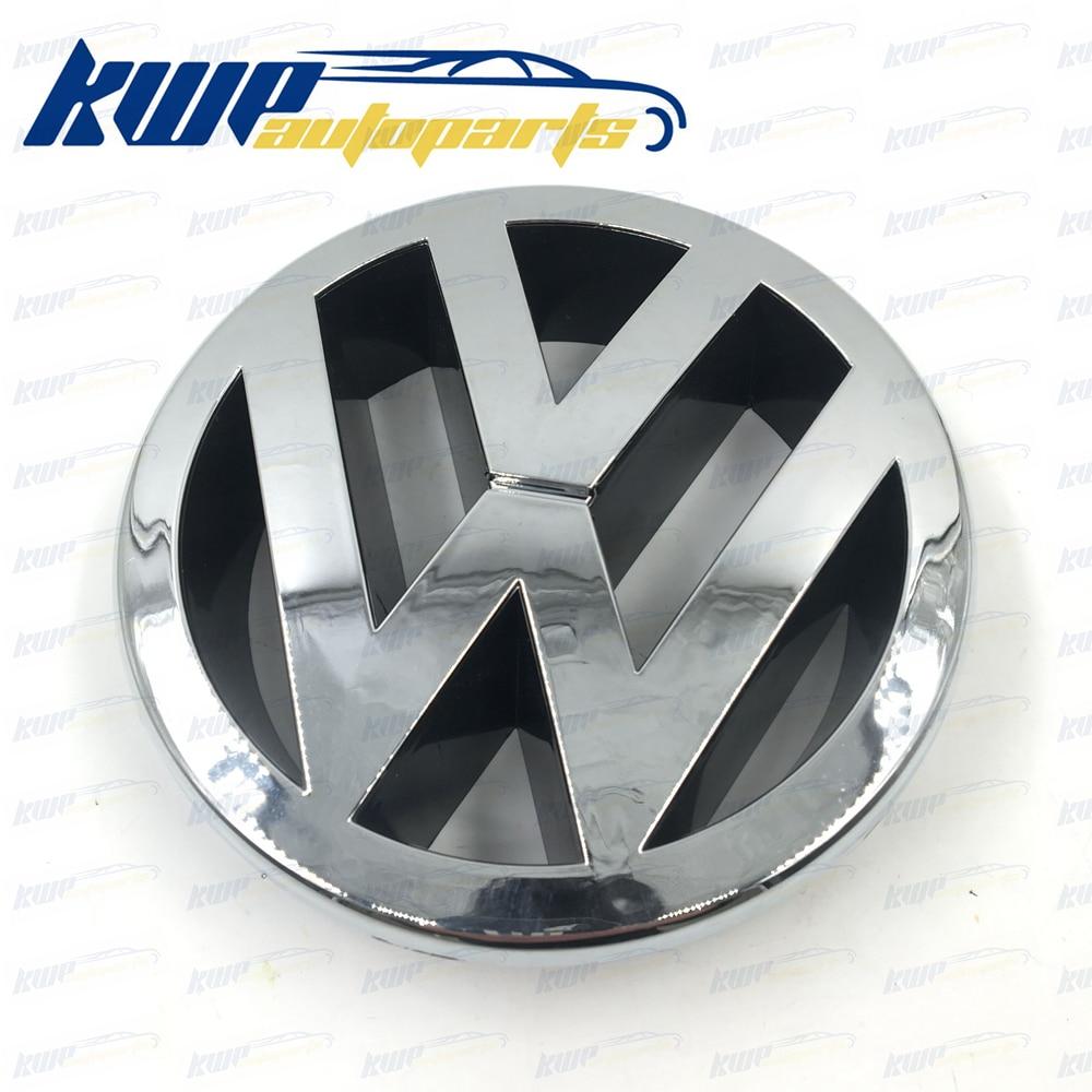 Front Grill Grille Badge For VW GOLF MK4 Volkswagen PASSAT MK5 B5 (96-99) #3B0 853 601