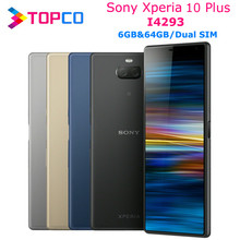 Sony Xperia 10 Plus I4293 handy 4G LTE 6,5