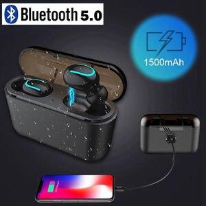 Image 4 - Q32 TWS bluetooth écouteur mi écouteur