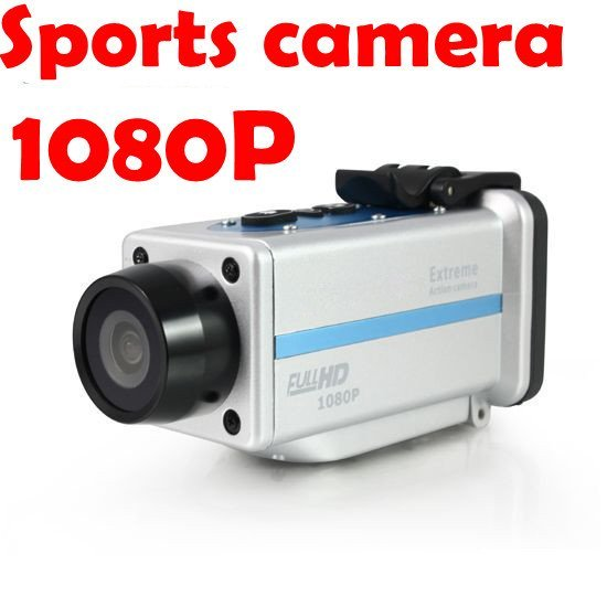 Funny waterproof sport video action camcorder HD 1080P for Motor-cycling, skiing, snowboarding, car racing, mountain-biking,ect