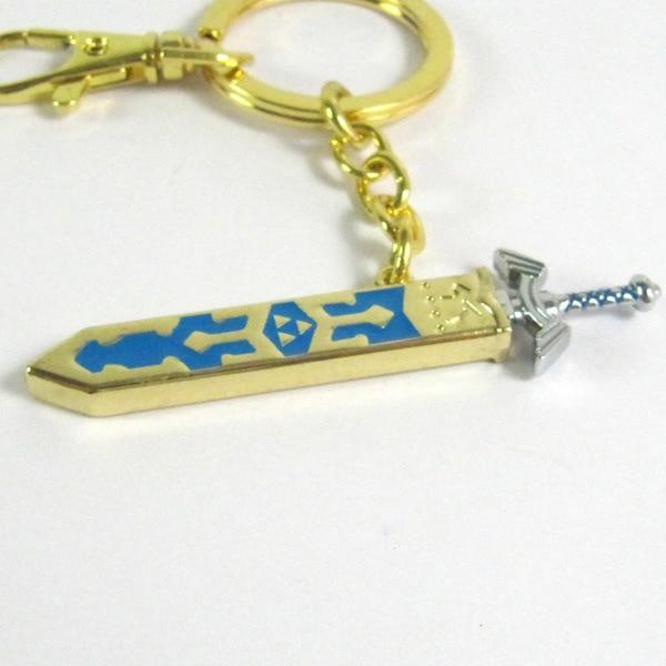 Legend of Zelda Removable Master Sword Necklace