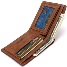 Men's New Slim Wallet