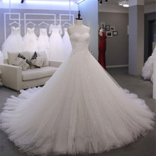 SexeMara Charming Wedding Dress Sweetheart Neckline
