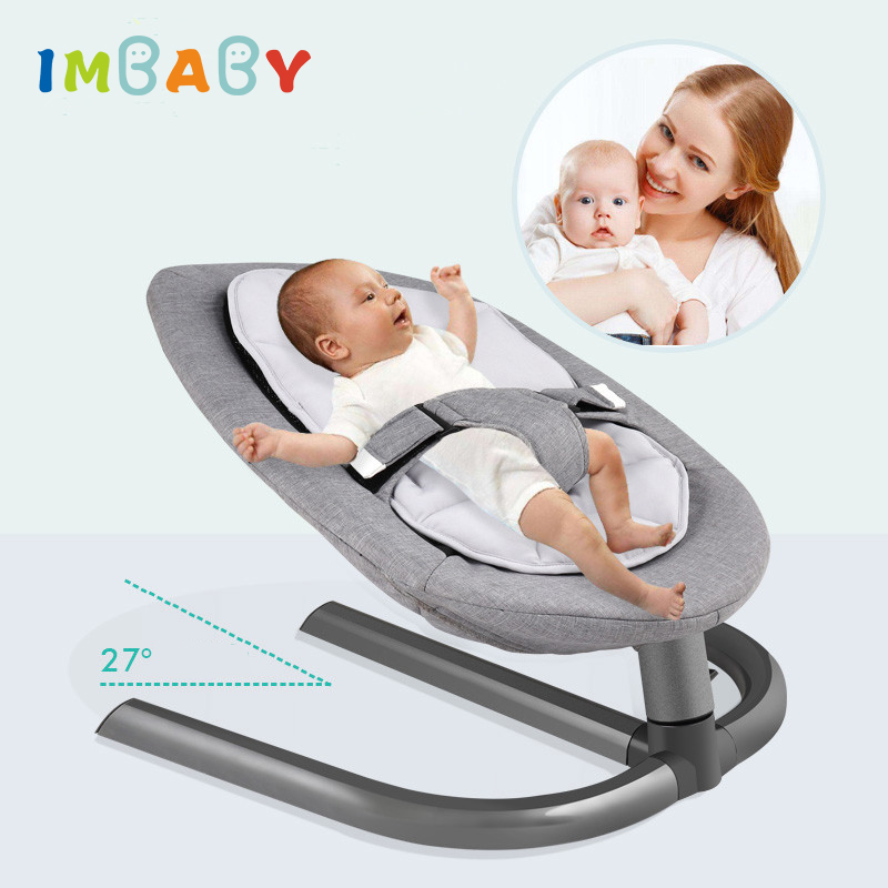 IMBABY Baby Rocking Chair Baby Cradle Baby Swing Rocking Chair For Newborns Swing Chair Infant Cradle IMBABY Baby Rocking Chair Baby Cradle Baby Swing Rocking Chair For Newborns Swing Chair Infant Cradle Baby Swing Rocking Chair
