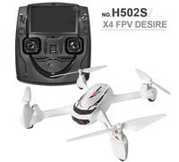 Hubsan X4 H502S RC Drone Dron 5.5.8G Real time Transmission FPV GPS Altitude Mode RC Quadcopter with 720P Camera Fly Drones RTF