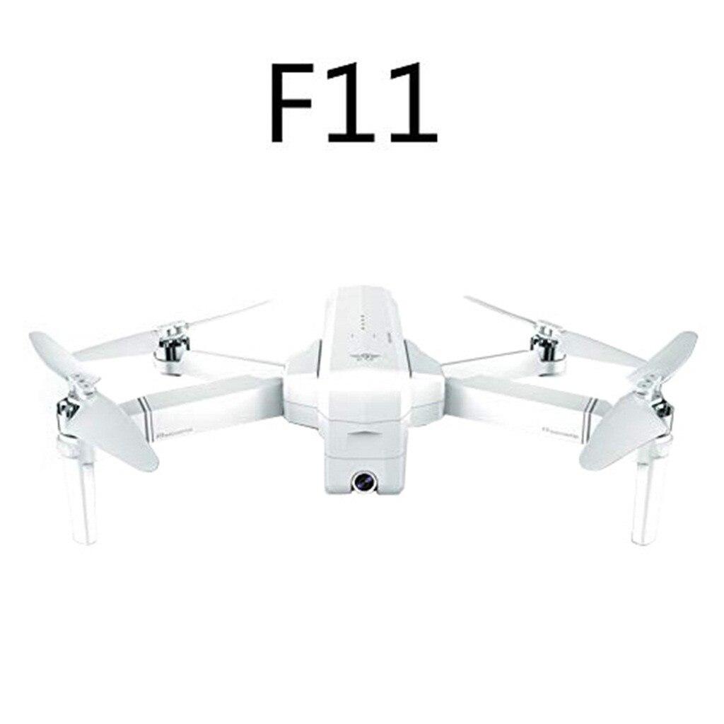 Drone professionnel nouveau SJRC F11 GPS 5G WiFi FPV 1080 P HD caméra pliable sans brosse Drone RC quadrirotor volant hélicoptère RC