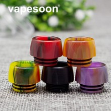 Original VapeSoon Newest 810 Resin Drip Tip For TFV8 TFV12 TFV8 BIG BABY X BABY Atomizer