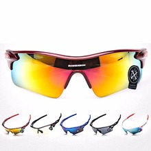 ROBESBON Cycling Sun Glasses UV400 Outdoor Sports Bicycle Glasses Bike