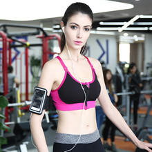 Wireless Padded Push Up Bra Breathable Girl Brassiere Underwear