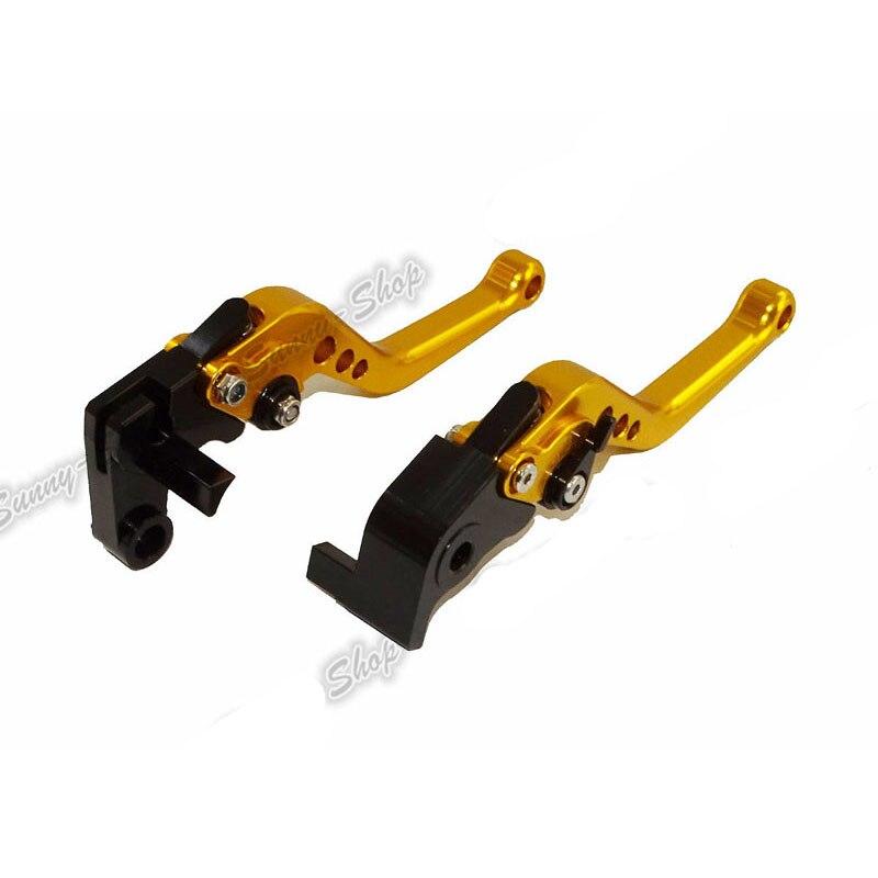 Brake Clutch Levers Short Gold A