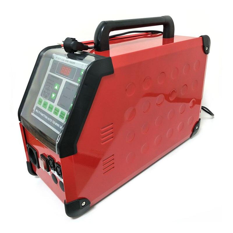 Tig Dingin Wire Feeder Mesin Makan Digital Dikendalikan Untuk Pulse Tig Welding 110 V 220 V Kualitas Terbaik Tukang Las Busur Aliexpress