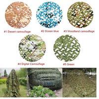 Vilead 9 видов цветов 4 м * 9 м камуфляжной сеткой украшения Камо сетка для солнечное Укрытие Открытый навес тень укрытия покрытия автомобиля