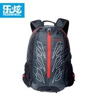 ROSWHEEL Multi Function Outdoor Sports Bicycle Bag Bike Backpack 15L With Waterproof Cover Helmet Cover Hiking