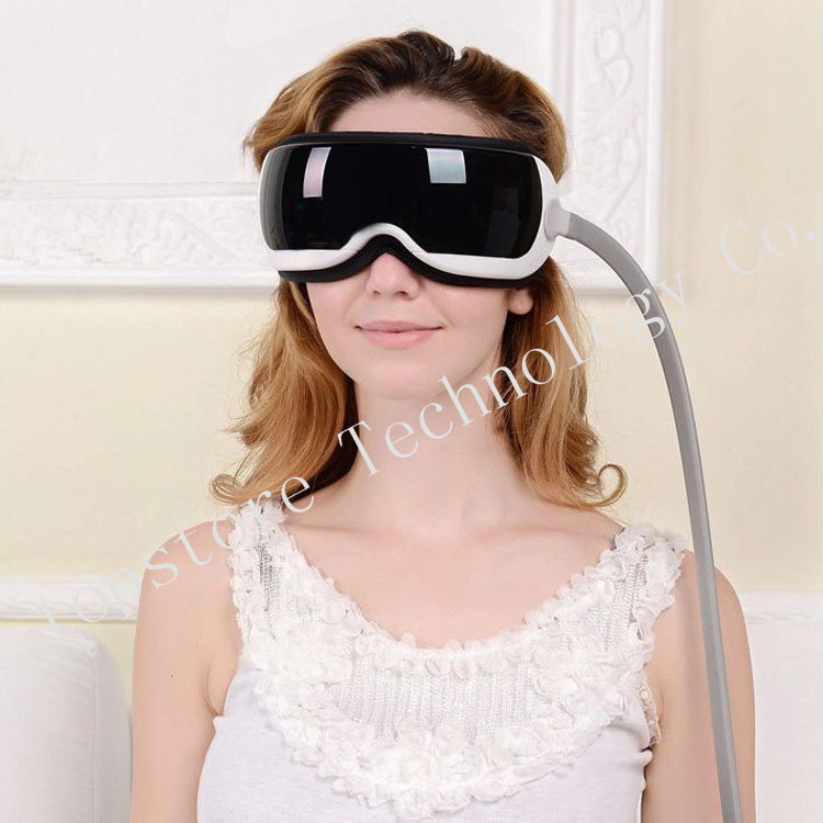 все цены на  2016 Eye and Temple Massager with MP3 Storage Home Care Monitor Works for your eyes and the surrounding areas  онлайн