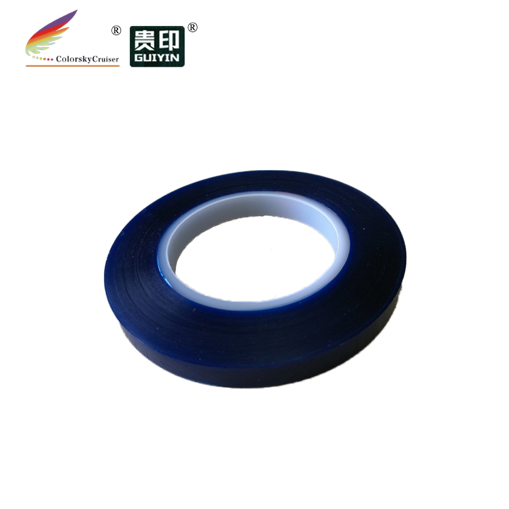 (ACC-33) sealing blue tape for ink cartridge for hp for lexmark for canon for Dell for Samsung for kodak 100M*13MM