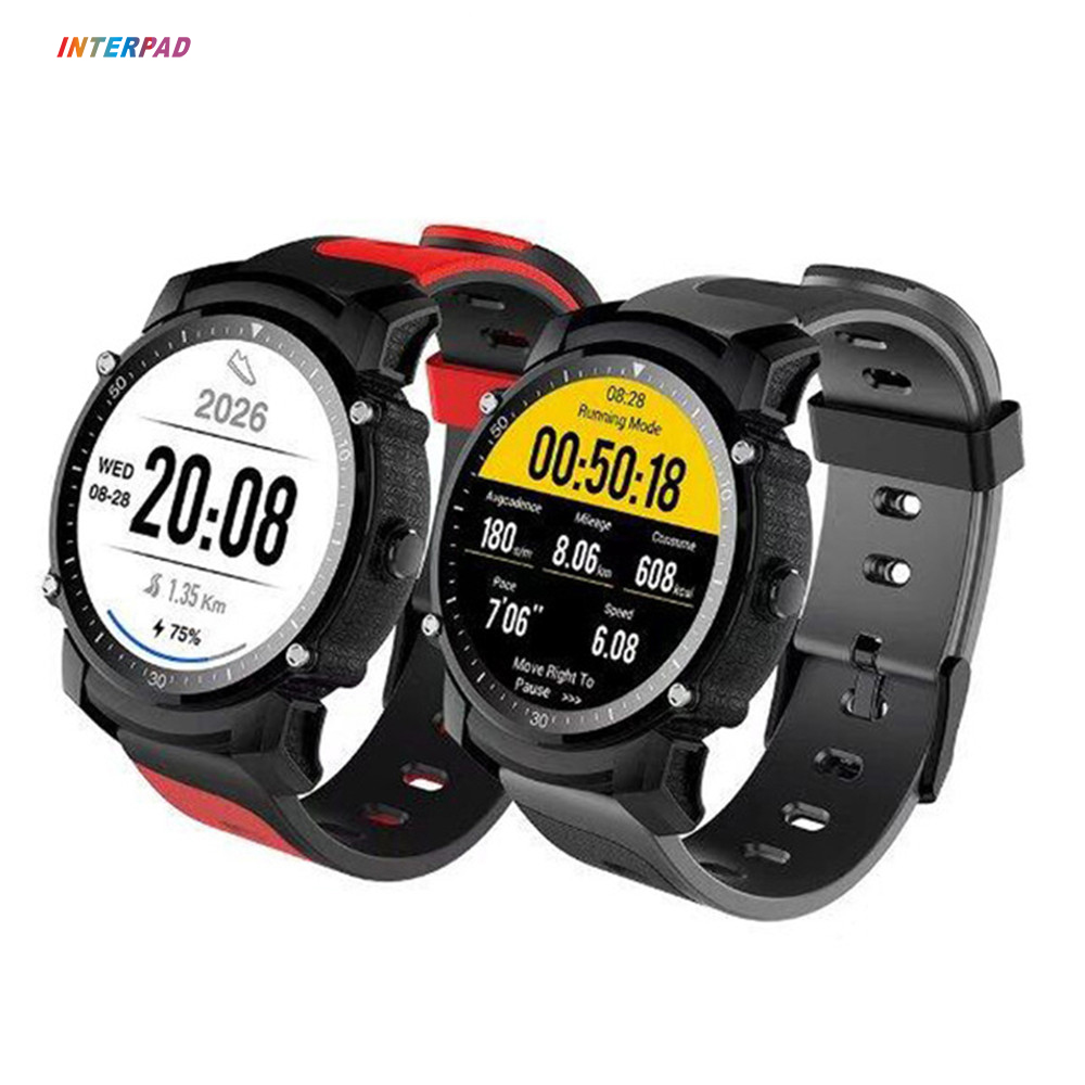 Interpad Smart Watch IP68 Waterproof Fitness Tracker Smartwatch Sleep Monitor Smart-watch Bluetooth Watch For iOS Android Clock