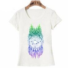 Новые летние женские футболка мечтательная сова синий дизайн футболка  забавная Сова арт Повседневная 2e9985aee3041