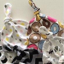 Hot Sale Designer Baby Cotton Hat 0-2Y Fashon Kids Cap Bobo Choses Hat Kikikids Toddler Cap Beanies Girls Boys Children Hats