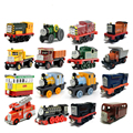 Thomas&Friends Diecast Metal Train Toy Megnetic Train The Tank Engine Trackmaster Toys Hiro Dash Salty For Children Kids Gifts