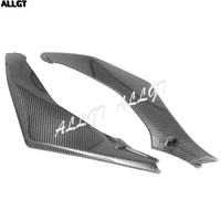 Carbon Fiber TANK SIDE FAIRING PANEL GAS TANK COVER FOR SUZUKI GSXR1000 2007 2008 K7