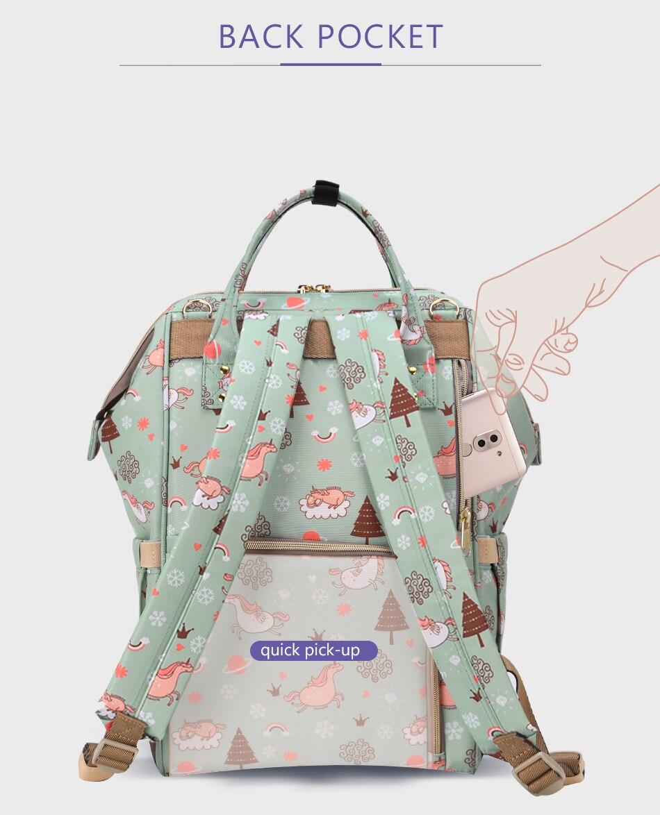 HTB11Ov4aznD8KJjSspbq6zbEXXa6 SUNVENO Mommy Diaper Bag Large Capacity Baby Nappy Bag Designer Nursing Bag Fashion Travel Backpack Baby Care Bag for Mother Kid
