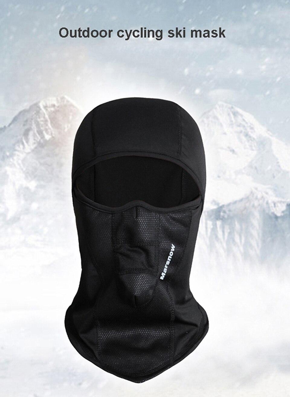 Acquista Marsnow Berretto Da Snowboard Invernale Berretto Da Sci ... d6e6d249a07f