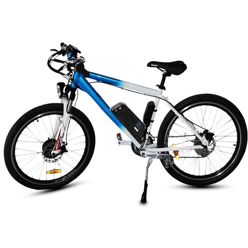 1000w E Bike Conversion Kit 700c Rear Wheel With 48v 16a Lg Battery