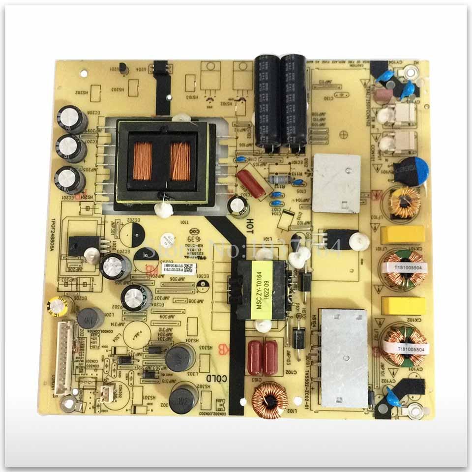 Original power supply board  TV5502-ZC02-01 used baord Original power supply board  TV5502-ZC02-01 used baord