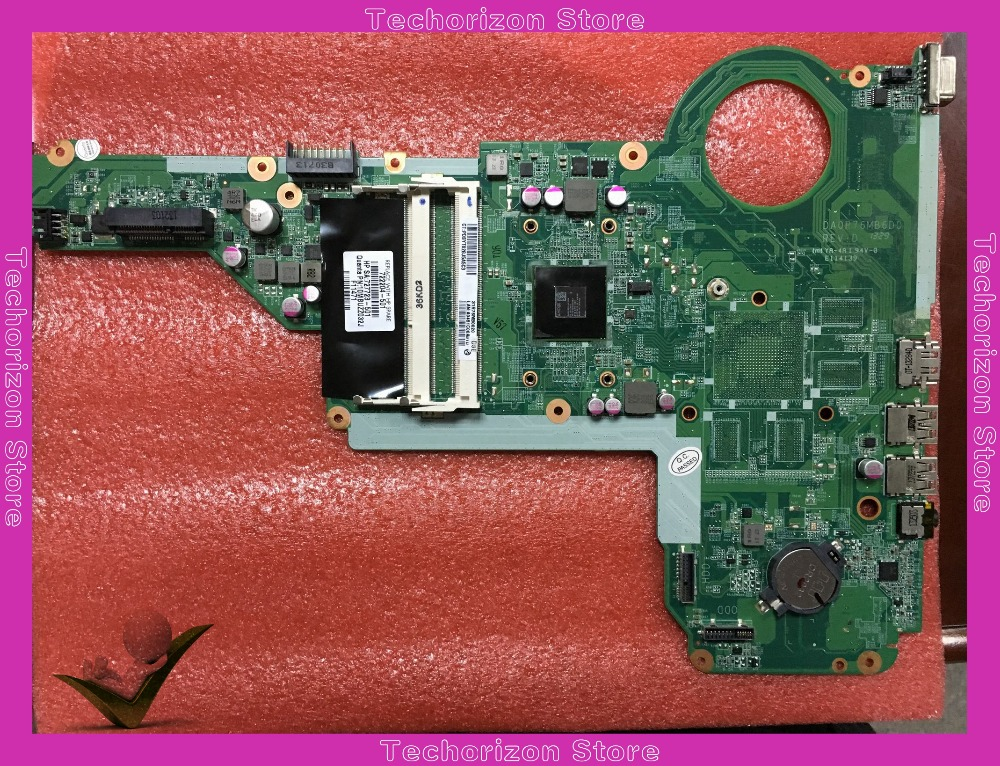 722204-501 722204-001 for HP pavilion 15-E 14-E motherboard A6-5200m tested working