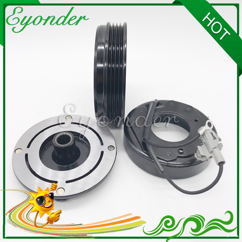 AC A C Air Conditioning Compressor Electromagnetic Magnetic Clutch for BMW 750i 750 760 i F01