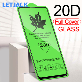 20D закаленное стекло для Huawei P30 P20 Nova 4 3e 2 Lite Защита экрана для Huawei Y9 Prime 2019 Honor 8x 8A защитное стекло
