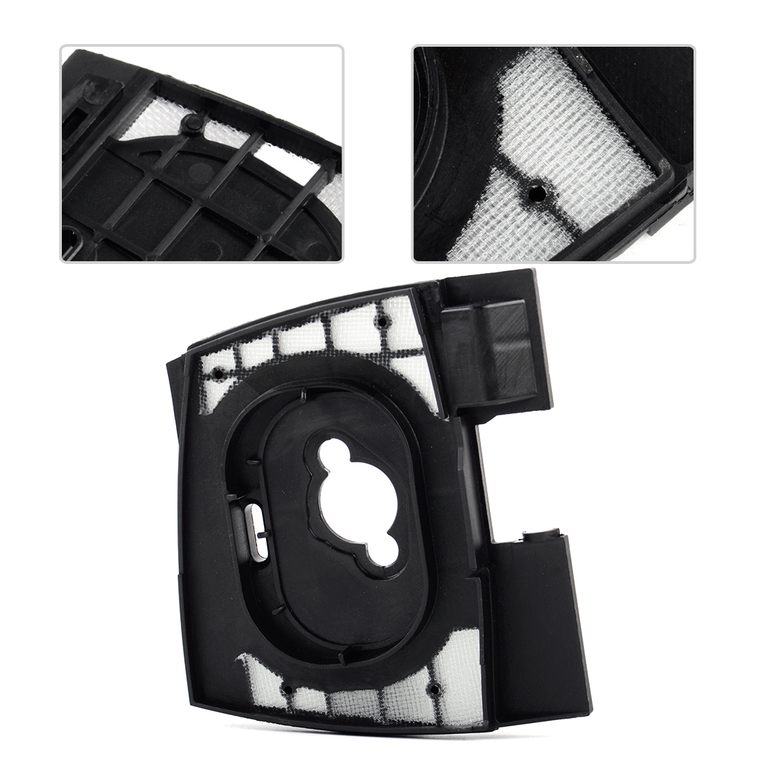 LETAOSK  Air Filter Base Plate Fit For Stihl 066 065 MS660 MS650 Chainsaw 1122 120 3402