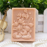Nuovo Prodotto!! 1 pz Un Cluster di Fiore (zx144) Silicone Handmade Sapone Mestieri Mold Stampo FAI DA TE