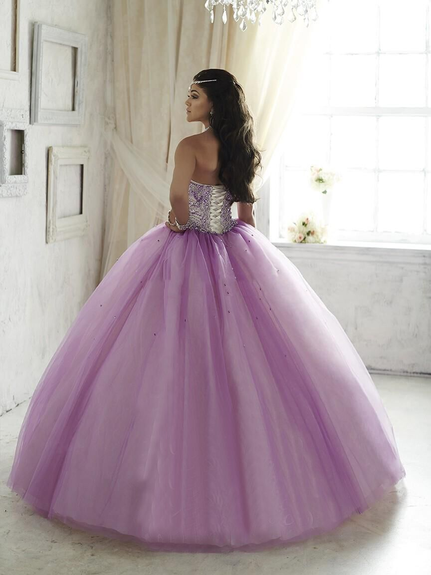 231bc9446f2 Hot Sale Purple Quinceanera Dresses 2017 Sweetheart Ball Gown Beads Organza  Tulle Sweet 16 Dresses Cheap Quinceanera Gowns-in Quinceanera Dresses from  ...