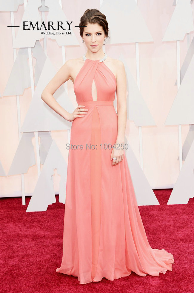 2014 Free shipping sexy Celebrity Dress Evening Dress Party Dress Prom Dress.  anna-kendrick-thakoon-dress-oscars-2015 Anna Kendrick oscars p ... 27cc29630b5e