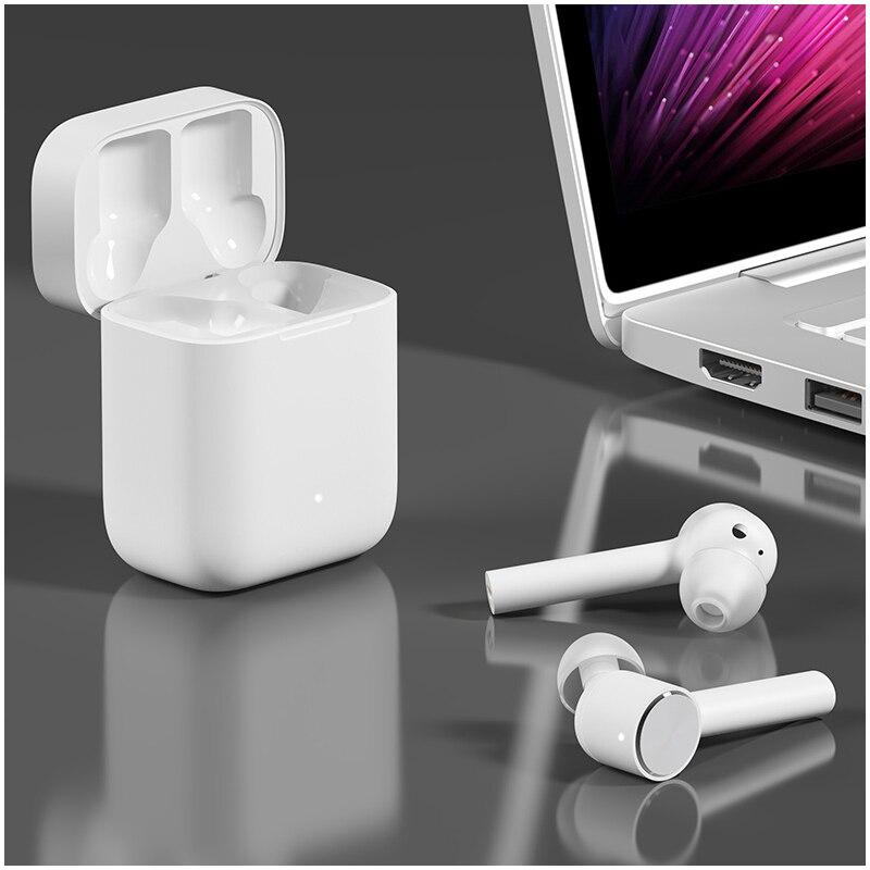 Xiaomi Air TWS Airdots Pro беспроводные наушники Bluetooth гарнитура ANC Noice переключатель шумоподавления Авто пауза кран управление