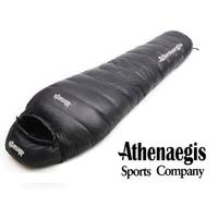 Athenaegis 1000G Goose Down Filling Spliced Adult Waterproof Winter Sleeping Bag Slaapzak Lazy Bag Sac De Couchage