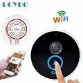 Беспроводной wi-fi мини ip-камера 720 P HD Video door phone дверной звонок домофона ИК ночного видения аудио SD tf карта смарт-дверной звонок