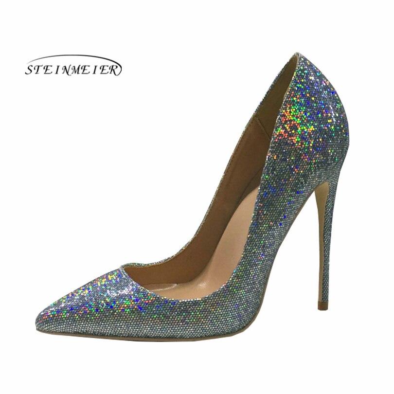 Pointu Chaussures À Bout 12cm De Talons 2019 Haute Hauts 10cm Femmes Noce Printemps Sexy Pompes 8cm wqYx70