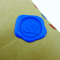 Ampersand Wax Seal Stamp Sealing Wax Seal Wax Stamp