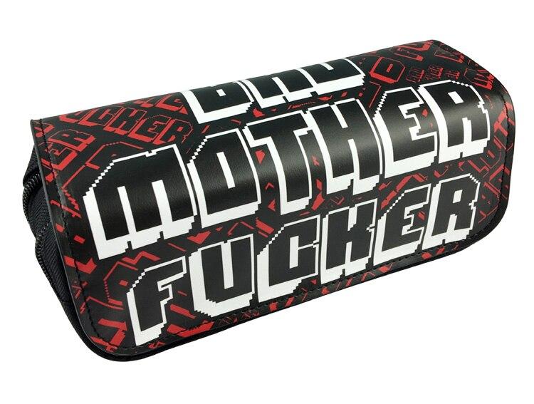 Pulp Fiction Mother Style Zipper Pencil Case  1