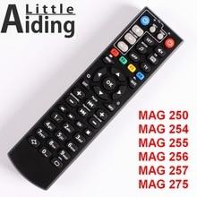 Пульт дистанционного управления для MAG250 MAG254 MAG255 MAG 256 MAG257 MAG275 с функцией обучения ТВ, Linux tv Box, IP tv Box