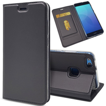 Magnetic Leather Flip Case Cases Cover For Huawei P20 P10 P9 P8 Lite 2017 Mate 9 10 20 Pro Plus Y5 Y9 2018 Nova 2 2i 2S 3 3i 1