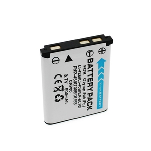 Image 2 - WHCYonline 900mAh Li 42B Li42B Li 40B Li40B Bateria Da Câmera Para Olympus U700 FE230 FE250 FE340 FE290 FE320 FE360 U1040 X915 VR320