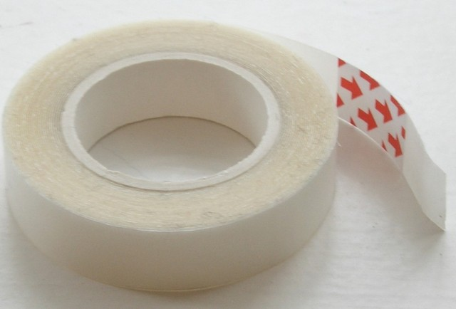 Wholesale   2cmx300cm double-side adhesive tape  for toupees  wigs  it's 1 piece !
