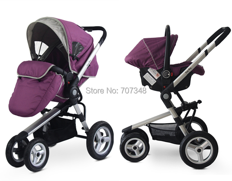 Purple Stroller With Car Seat Strollers 2017