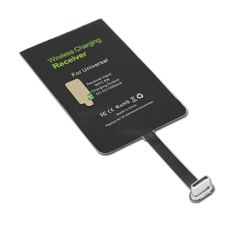 2019 Mode Qi Drahtlose Ladegerät Empfänger Modul Adapter Für Blitz Iphone 5 5 S 5c Se 6 S 7 7 Plus Android Micro-usb Typ-c Handys Universelle Kabellose Ladegeräte Handy-zubehör